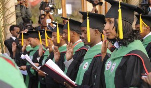 Orotta School of Medicine Graduates 57 Medical Doctors